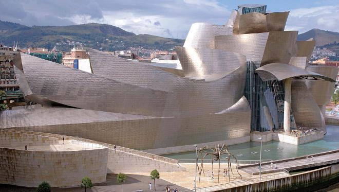 The Guggenheim Museum, Bilbao, Spain, 1997