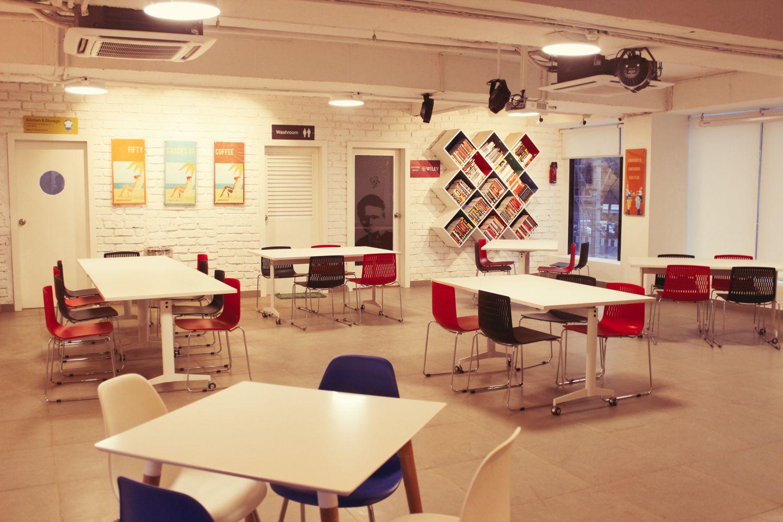 Workspace + Cafe